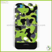 camouflage cover for iphone 5c hard case