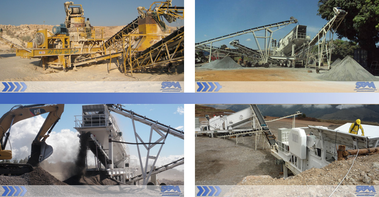 Cement Plant Machinery : Mobile cement plant equipment list for cost estimation