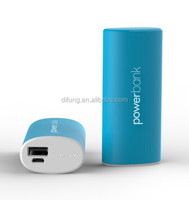 New Arrival Real Capacity 5000mAh / 5600mAh Portable Mobile Power Bank