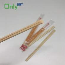 High quality Personalized disposable wooden chopsticks in bulk