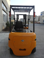 3T electric forklift manual with 1070mm fork
