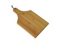 2018 Hot Sale Natural Eco-Friendly bamboo wooden cutting board with rope