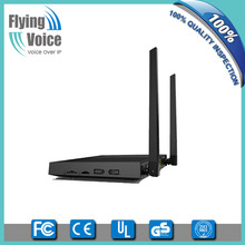China Mobile best stability wireless VoLTE gateway with 2 fxs 5 rj45 ports FWR7202 for smart office