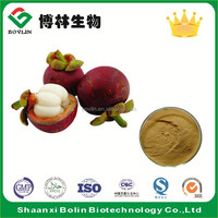 Manufacturer Fresh Mangosteen Fruit Juice Extract Alpha-Mangostin Bulk Powder