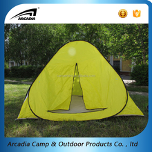 cheap auto open pop up bivvy type carp fishing tent