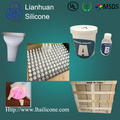 Platinum series silicone rubber for food moulds making