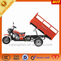 Three Wheel Car with Motorcycle Engine