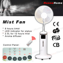 "Green home stand 18"" mist fan with CE RoHS approval"