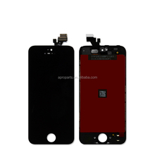 AAA Screen LCD Display Touch Screen Assembly With Digitizer Glass No Dead Pixel Phone Parts For Apple iPhone 5