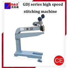 Corrugated packaging manual carton box stapler stitching machine for sale
