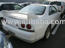 USED NISSAN SKYLINE GODZILLA car