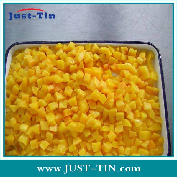 Hot Sell High Quality Canned Fruit Peach in Heavy Syrup