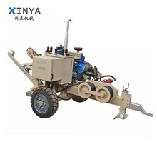 33 KV Overhead Transmission Line Stringing Equipment Hydraulic Puller and Tensioner