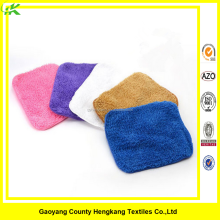 Chep Discount Microfiber Small Plain Hand Towel For Cars
