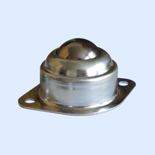 "SP-12 15/32"" 12mm main ball Euro heavy duty drop in type circlip fxing Machined ball transfer units"