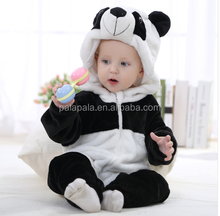 Infant Romper Baby Boys Girls Jumpsuit New born Clothing Hooded Toddler Baby Clothes Cute Panda Romper Baby Costumes
