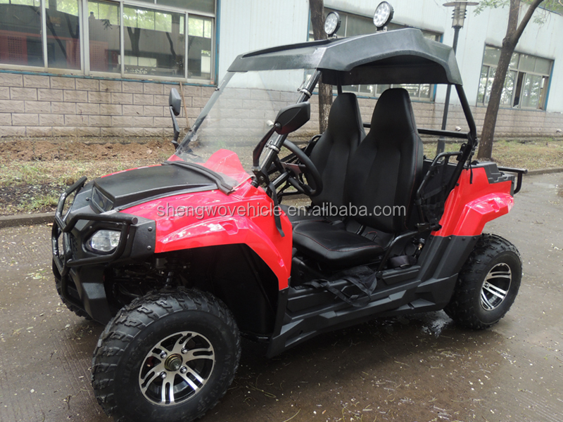 for young people 200cc side by side buggy 4wd
