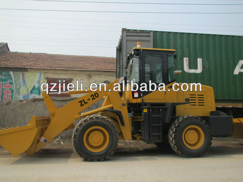 small 2.0ton backhoe loader for sale