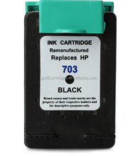 refilled Ink Cartridge CD887AA For HP 703