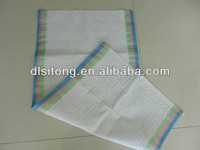 pp woven rice sacks for packing rice,10kg,25kg,50kg from a manufacturer in China