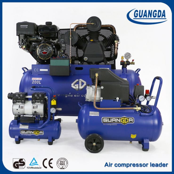 Factory hot selling competitive price 2 in 1 jump start air compressor