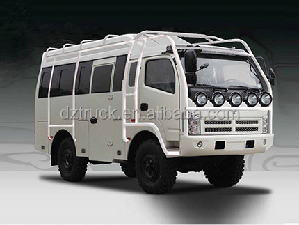 DongFeng AWD 10-18 seat off road mini bus