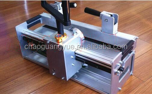 Roller lacer / conveyor belt splicing tool / lacing system