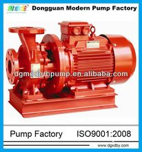 XBD series horizontal electric fire pump