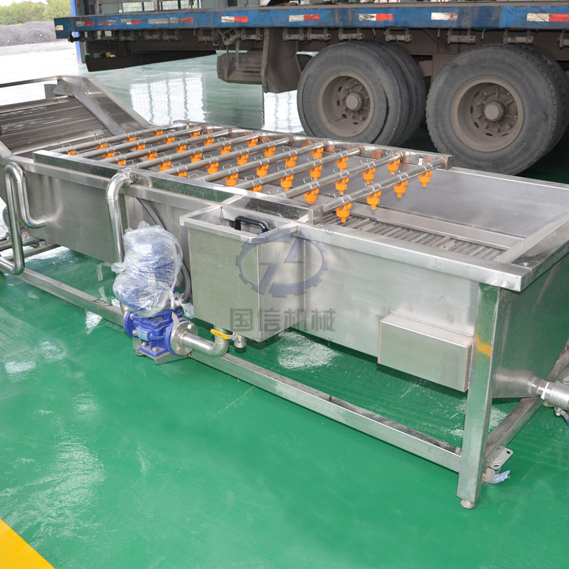food washer Fruit and vegetable washing machine food processing machine