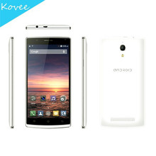 Touch Screen Phone 5.5 Inch 4G Dual SIM 8MP Camera Smart Mobile Phone