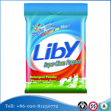 LIBY Stubborn Stain Removing Super Clean Washing Powder