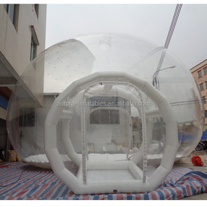 Big Discount inflatable clear bubble tent for sale