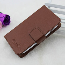 Wallet flip leather case for sony xperia sp m35h m35c c5303, factory price