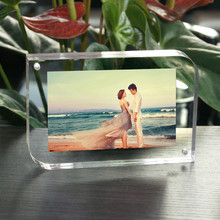 Nice Quality Creative Crystal Photo Frame For Home Decoration