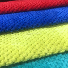 2016 NEW Style Polyester Nylon Corn Wide Wale Corduroy Fabric for Sofa