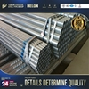 new galvanized pipe ! en10219 pre galvanized steel pipe heat number old rolled galvanized pipe