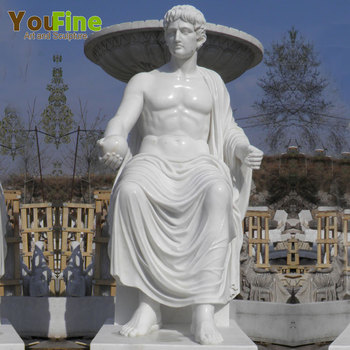 Life-Size Beautiful Marble Figures Statue