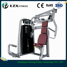 Gym fitness strength equipment indoor LZX back extension