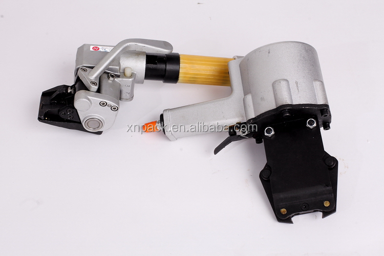 Alibaba china classical buckled pneumatic steel strapping tool