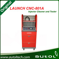 Original equipment LAUNCH CNC801A gasoline fuel injector tester and cleaner
