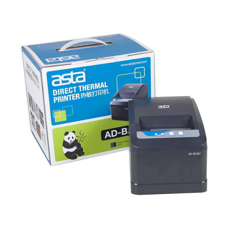 Direct Thermal Printer Barcode Label printer machine