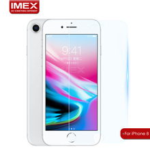 2017 hot sale !!!Ultra Thin 9H 2.5D screen protector tempered glass for IPhone 8&8 Plus screen protector