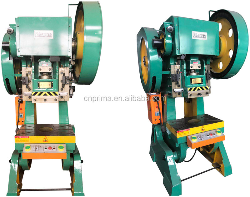 <strong>J23</strong>-100 Open-titling Hydraulic Power Press Automatic Punching <strong>Machine</strong>