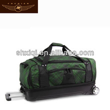 bulit-in case 2014 non woven bags in dubai for college travel suitcase