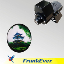 Frankever 8 images waterproof outdoor LED gobo projector