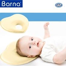 Fashionable Equality Assurance Memory Foam Baby Pillow with Anti-Mite Cover