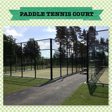 Paddle Tennis Court sport /hot!