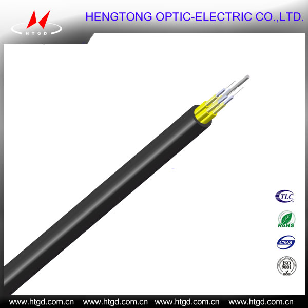 Optical Fiber Cable For Wireless Remote Radio Unit FTTX drop cable(GYFJH type)