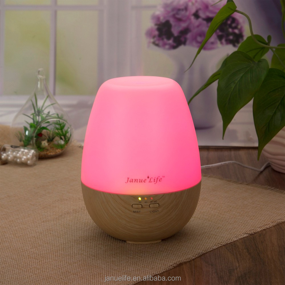 Beauty Essential Oil Diffuser 7 colors - 200 ml Cool Mist Aroma Diffuser for Aromatherapy with changing Colored LED Lights