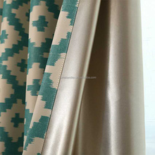 Cafe Living Room Curtain, Blackout Curtain Supplier